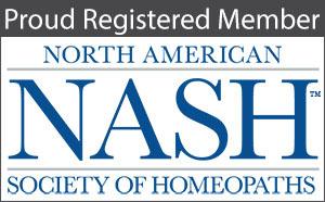 Registered Member of NASH