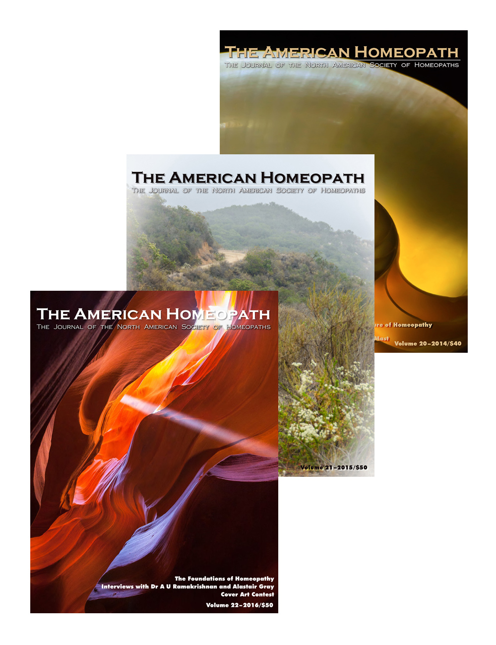 The American Homeopath | 3 Year Subscription