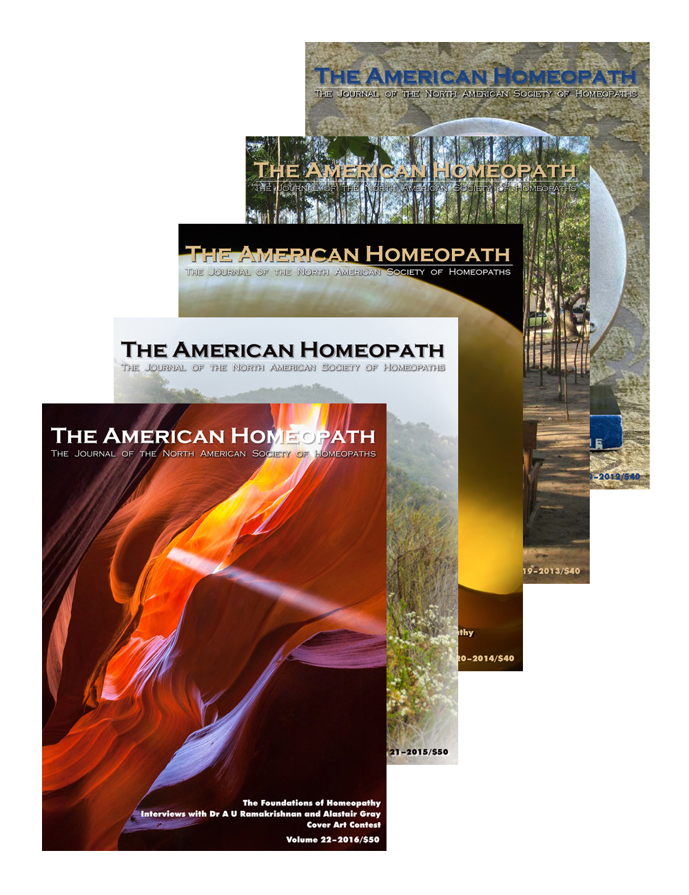 The American Homeopath | 5 Year Subscription